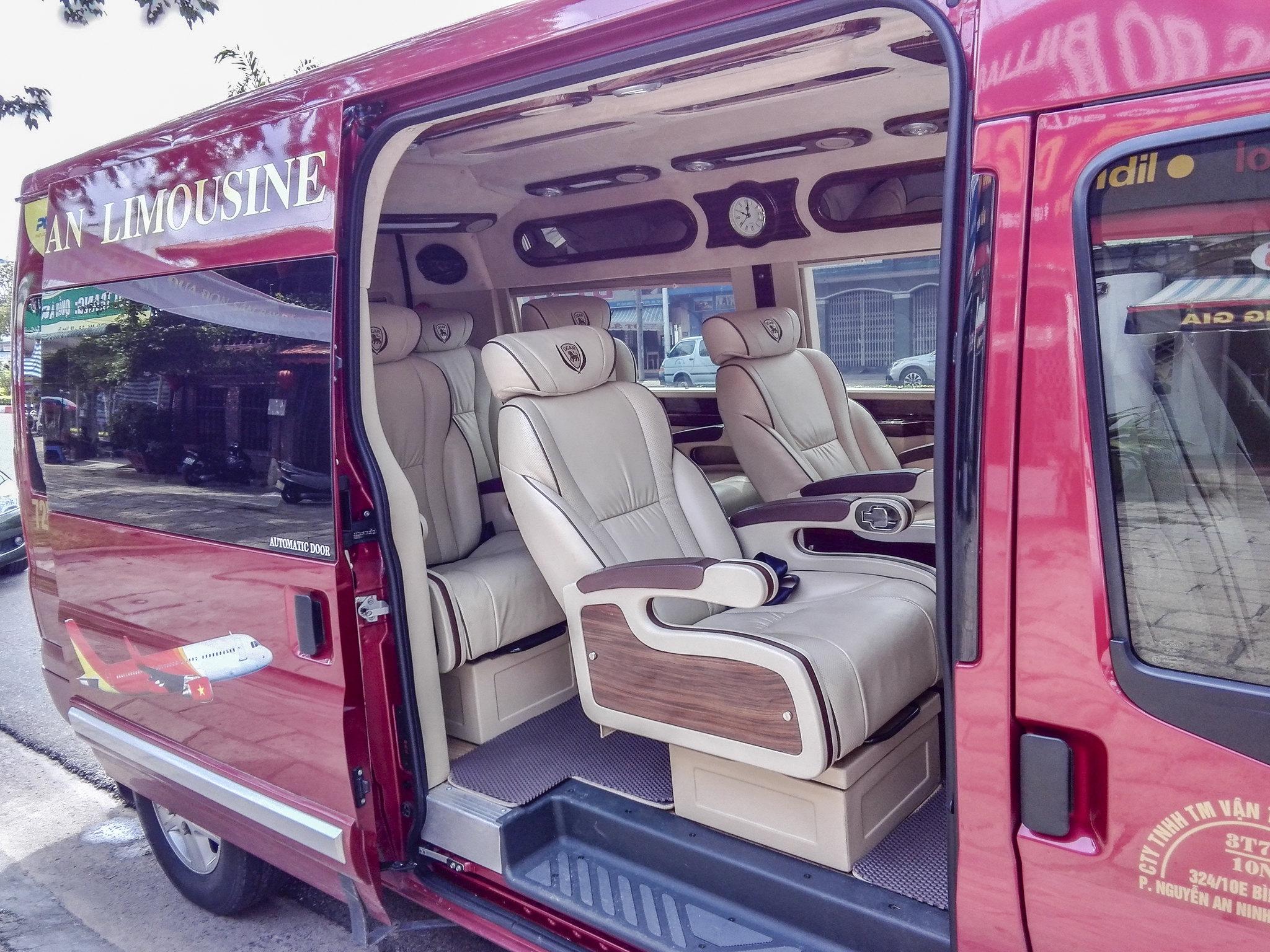 Phát Lộc An Limousine VIP Vũng Tàu – TP Hồ Chí Minh