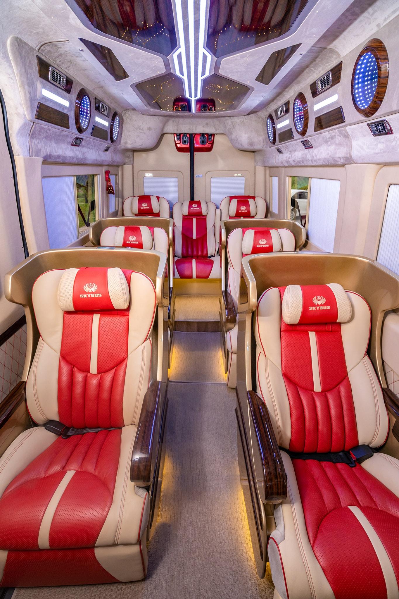 VIE Limousine xe Skybus