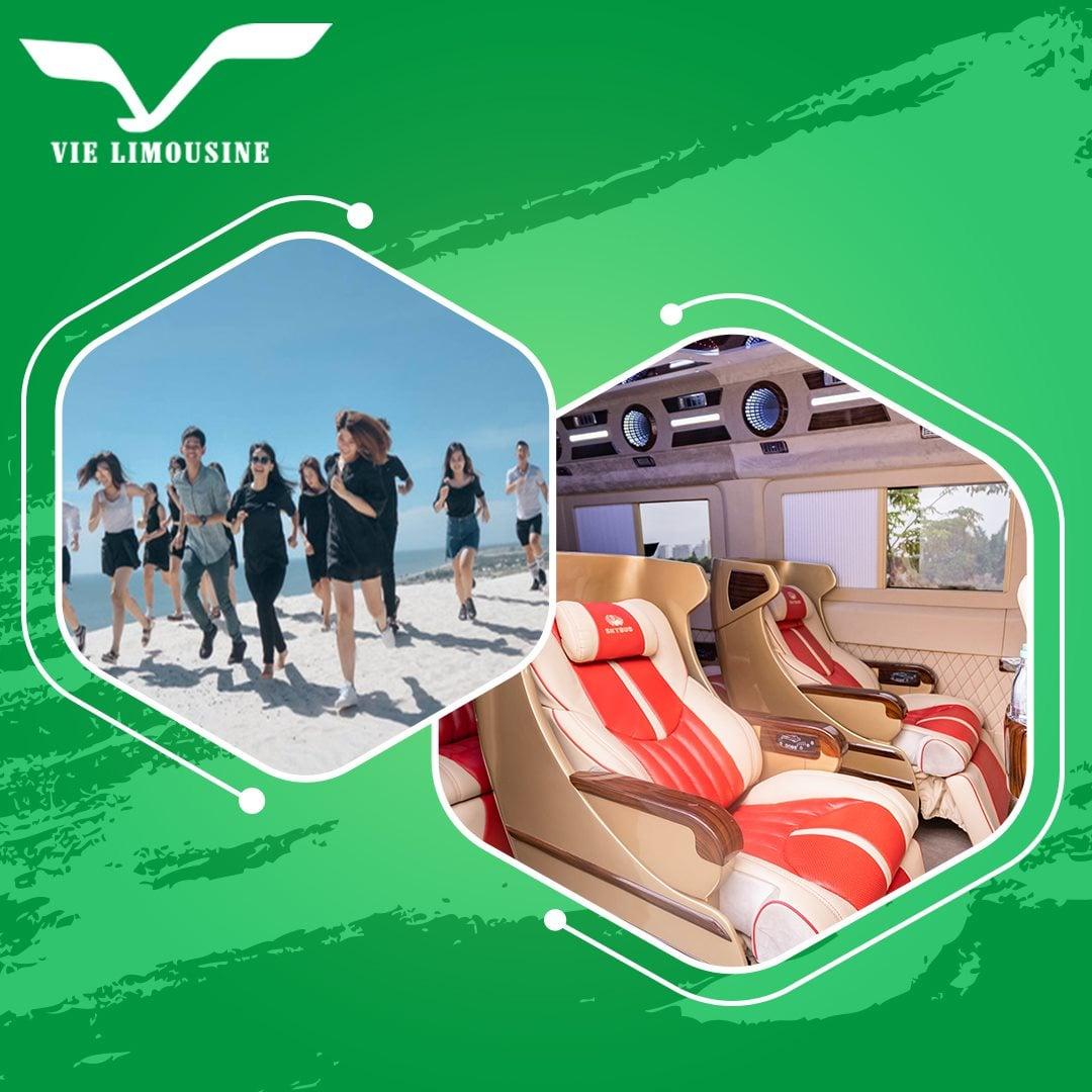 VIE limousine Vũng Tàu