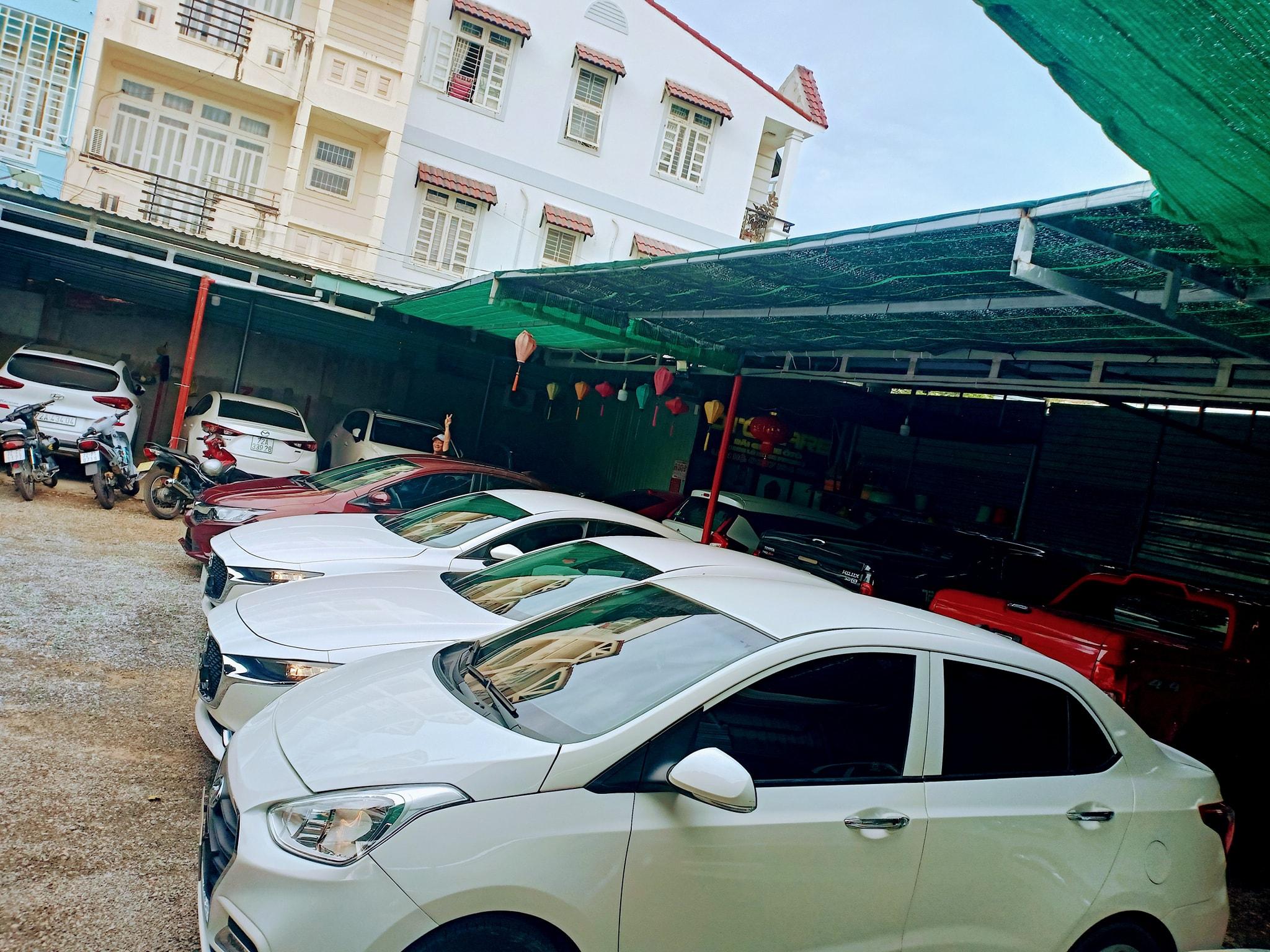 Cho thuê xe ô tô tự lái tại Vũng Tàu, xe từ 4 – 7 chỗ